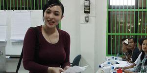 Modal Rp 35 Ribu, Angelina Sondakh Bisa Nyalon di Penjara
