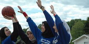 Ogah Lepas Hijab, Tim Basket Putri Qatar Didiskualifikasi di Asian Games 2014