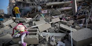 Akibat Serangan Israel, Gaza Butuh 20 Tahun untuk Kembali Seperti Semula