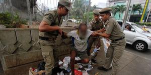 Pengakuan Pengemis Tua Berpenghasilan Rp 11 Juta di Jakarta