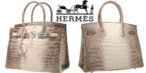Tas Kulit Buaya Putih dari Hermes ini Dilelang Seharga Rp 2,2 Miliar