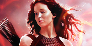 The Hunger Games: Mockingjay 1 Rilis Poster Jennifer Lawrence