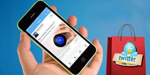 Tombol 'Buy Now' Twitter Dirilis, Tweet Sambil Belanja Online
