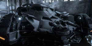 Video Bocoran Aksi Batmobile di Batman V Superman: Dawn of Justice