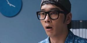 Wajah Konyol Chansung 2PM Lihat Bintang Porno di Trailer Red Carpet