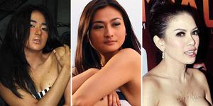 10 Artis Indonesia Beradegan Telanjang di Film