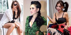 6 Artis Indonesia Hobi Unggah Foto Seksi di Instagram