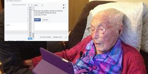 Anna Stoehr Tak Diterima Facebook Karena Terlalu Tua 114 Tahun