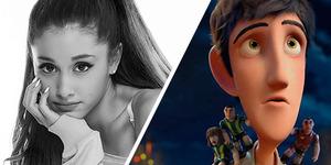Ariana Grande Jadi Pengisi Suara di Film Animasi Underdogs