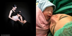 Atzel Barnett Ukra, Nama Putra Nikita Mirzani-Sajad Ukra