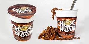 Choc Noodle, Sensasi Mi Instan Rasa Cokelat