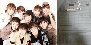 Foto Bukti Gaji Boyband Korea ZE:A Hanya Rp 3 Juta Sebulan