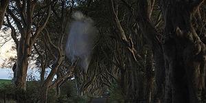 Foto Penampakan Hantu Melayang di Lokasi Syuting Game of Thrones
