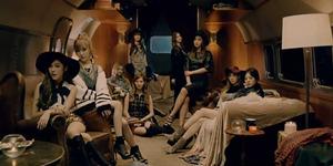 Aksi Terakhir Jessica Bersama Girls' Generation di MV Jepang Divine