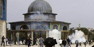 Israel Buka Blokade Masjidil Aqsa Jumat 31 Oktober 2014