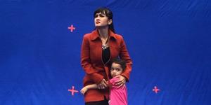 Julia Perez Unggah Video Syuting Garuda Superhero