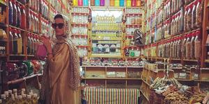 Foto Cantik Katy Perry Berhijab