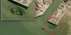 Kepiting Raksasa Berdiameter 15 Meter Muncul di Inggris