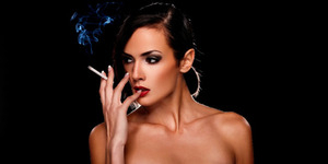 Rokok 25 Kali Lipat Lebih Mematikan Untuk Wanita