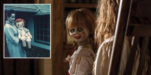 Kisah Boneka Terkutuk Annabelle Diangkat dari Kejadian Nyata