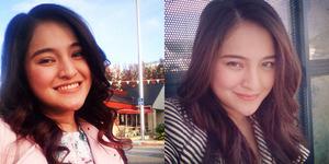 Lama Vakum, Marshanda Unggah Foto Selfie di Amerika Serikat