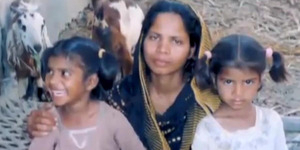 Lecehkan Nabi Muhammad, Wanita Kristen Pakistan Dihukum Gantung