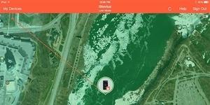 Lokasi Find My iPhone Terbaik: Air Terjun Niagara