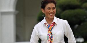 Menteri Urakan Tidak Masalah Asal Tidak Korupsi Daripada Menteri Santun Korupsi