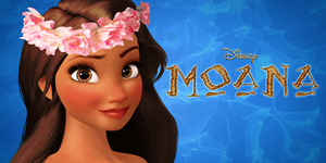 Moana, Film Animasi Disney Saingan Frozen