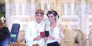 Niken Anjani-Rama Devara Sofyar Resmi Menikah