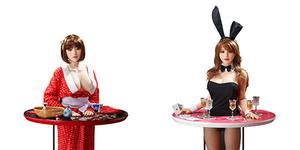 Party Doll, Boneka Seks Sekaligus Dispenser