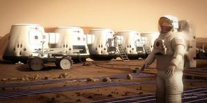 Peluang Hidup Wanita di Mars Lebih Besar Dibanding Pria