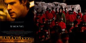 Poster Film Chris Hemsworth Blackhat Tampilkan Indonesia