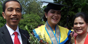 Putri Kedua Jokowi, Kahiyang Ayu Ikuti Tes CPNS Pemkot Solo