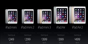 iPad Air dan iPad Mini 2 Turun Harga Rp 1,2 Juta