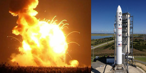 Roket NASA Meledak 6 Detik Setelah Diluncurkan
