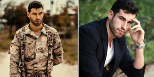 Ruben Lopez, Tentara Spanyol ini Terpilih Sebagai Pria Terganteng Sejagat