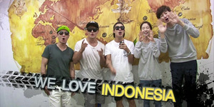 Running Man Tiba di Jakarta Sore Ini Pukul 15.30 WIB