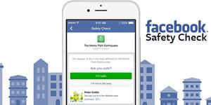 Safety Check, Fitur Pendeteksi Bencana dari Facebook