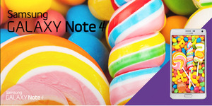 Samsung Galaxy Note 4 Dipastikan Ber-OS Android Lollipop?