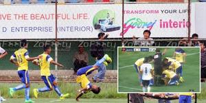 Selebrasi Salto Gagal, Pesepak Bola India Tewas Usai Cetak Gol