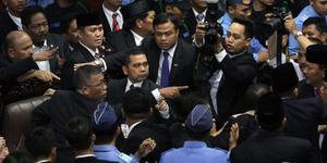 Skor Telak KMP 4-0, Partai Koalisi Jokowi-JK Gigit Jari