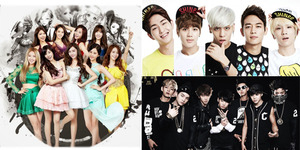 SNSD, SHINee, Bangtan Boys Konser di Indonesia Januari 2015