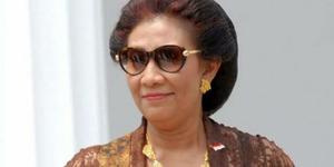 Susi Pudjiastuti: Gaji Menteri Cuma 1 Persen dari Penghasilan sebagai Pengusaha