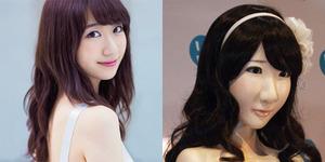 Yukirin, Robot Mirip Yuki Kashiwagi AKB48