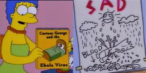 The Simpsons Ramalkan Virus Ebola Sejak 1997