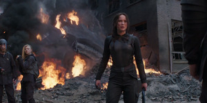 Trailer Final The Hunger Games: Mockingjay Part 1
