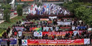 Tuntutan Tidak Digubris, 2 Juta Buruh Ancam Mogok Desember