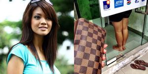 Unggah Foto Wanita Lepas Sandal di ATM, Farah Quinn Dihujat