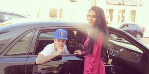 Video Justin Bieber Rayu Model Seksi Jacqueline Younis di Beverly Hills